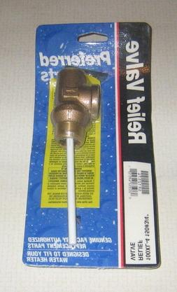 """Preferred Parts 100XL-4 150#3/4"""" Relief Valve #SP12574 For W"""