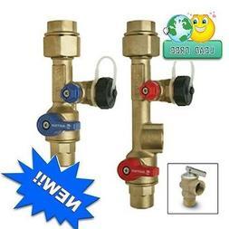 "Sale Price!! Rinnai-3/4""Tankless Water Heater Isolation Valv"