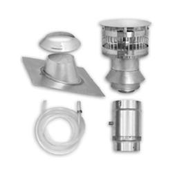 Rheem RTG20184 3-Inch-5-Inch Vertical Vent Termination Kit