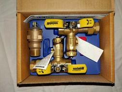 Webstone RTG20220AB Tankless Water Heater Brass Service Valv