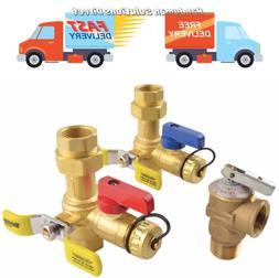 Rheem RTG20220AB Webstone Tankless Water Heater Service Valv