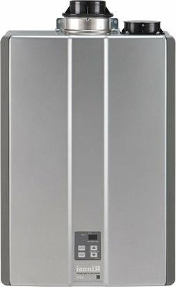 Rinnai RUC98iP Ultra Series Propane Tankless Water Heater, C