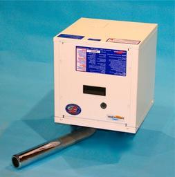PrecisionTemp RV-550 NSP Tankless Water Heater - Floor Vente