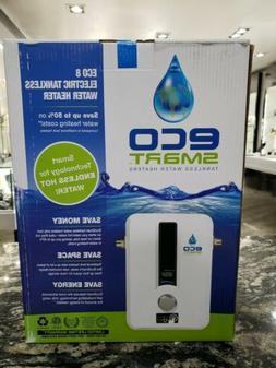 ECOSMART GREEN ENERGY ECO 8 8KW ELECTRIC TANKLESS WATER HE