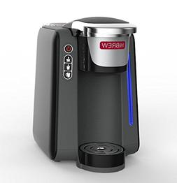 HiBREW Single Serve Programmable K Cup Coffee Maker Brewing