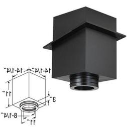 """11"""" Square Ceiling Support Box - 8"""""""