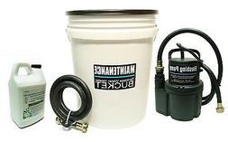 Tankless Water Heater Flushing, Descaler Kit Quietside, Brad