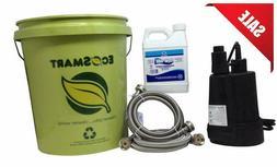 Tankless Water Heater Flushing Kit By My Plumbingstuff