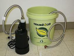 MYPLUMBINGSTUFF Tankless Water Heater Flushing Kit DESCALER
