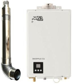 Tankless Water Heater LPG Propane Gas  8.2 GPM 165,000 BTU T