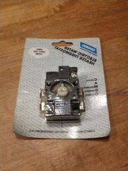 Upper Electric Hot Water Heater Thermostat 2 Element Heaters
