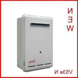 Rinnai V53e-NG Natural Gas Outdoor Tankess Water Heater, 5.3