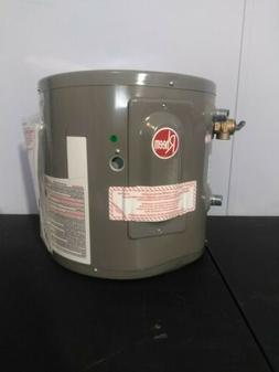 Rheem Water Heater 6 Gal 2000 Watt Single Element Electric P