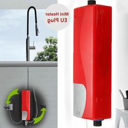 Water Heater Instant Shower 3000W ABS Household Water Heater