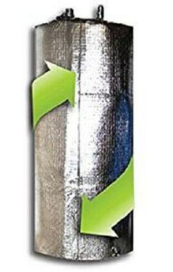 Water Heater Insulation Blanket Jacket Cover Fit 40 50 60 80