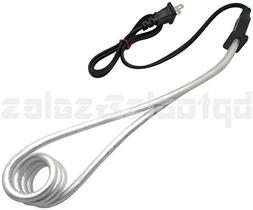 110V-1000W Water Heater Portable Electric Immersion Element