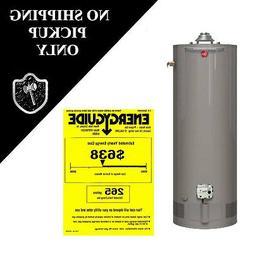 Rheem 40 Gal. Water Heater XP40T06EC32U1 Tall 6 Year LP Liqu