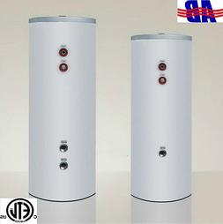 WiseWater Hot Water Heater Indirect Heat 50 Gallon 2 Coil 3/