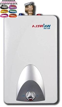 Waiwela Wm-4.0 Electric Mini-Tank Point-Of-Use Hot Water Hea